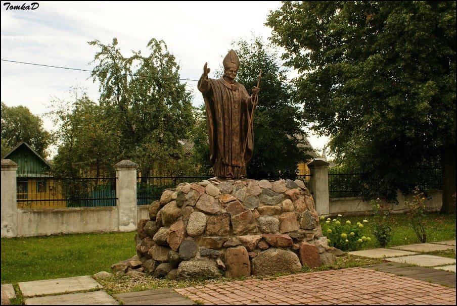 Фото Костел Святого Казимира. Беларусь, Витебская область, Лепель, улица Володарского