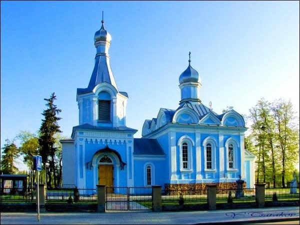 Фото Церковь Архангела Михаила. Беларусь, Гродненская область, Щучин, улица Красноармейская, 1