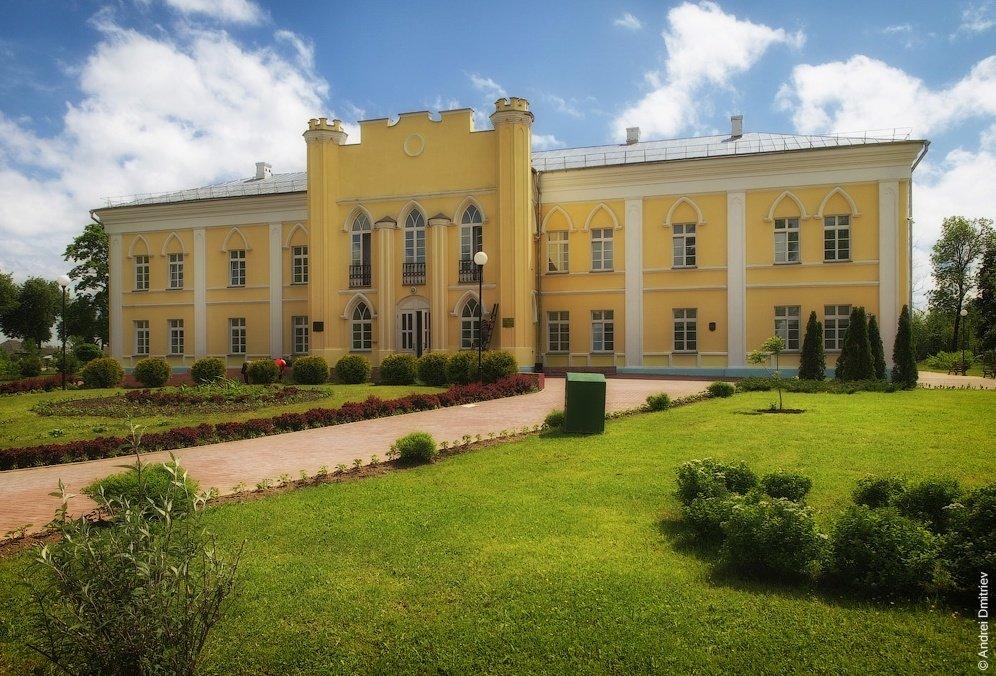 Фото Дворец Потемкина. Беларусь, Могилёвская область, Кричев, улица Ленинская