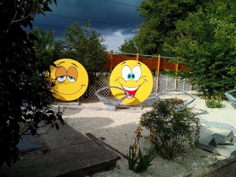 Фото Музей смайликов.
