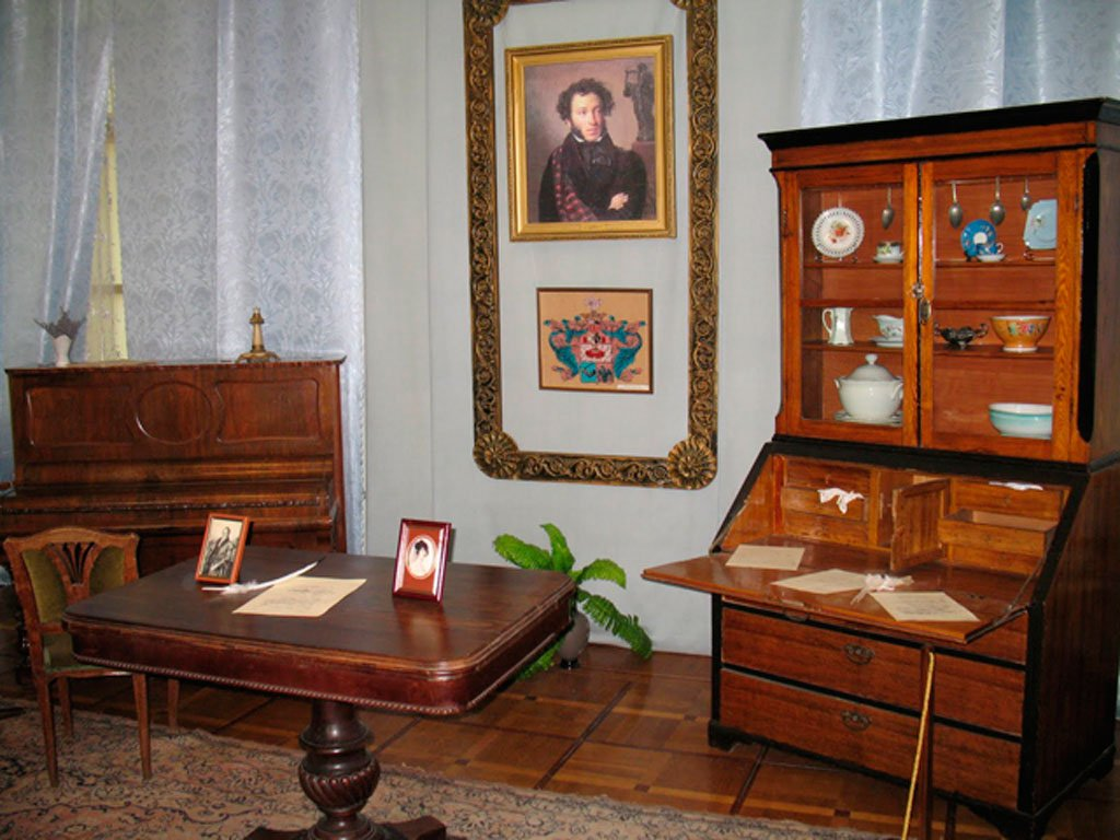 Фото Музей А.С.Пушкина.