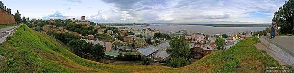 Фото  №2. Россия, Нижегородская область, город Нижний Новгород, территория Кремль, 1