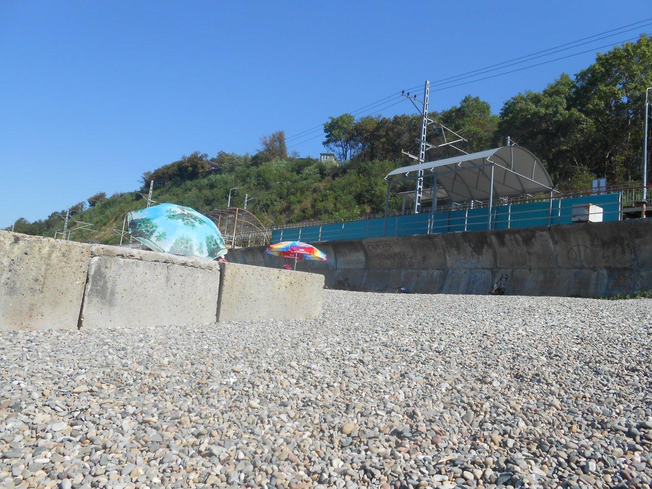 Пляж шепси фото 2018