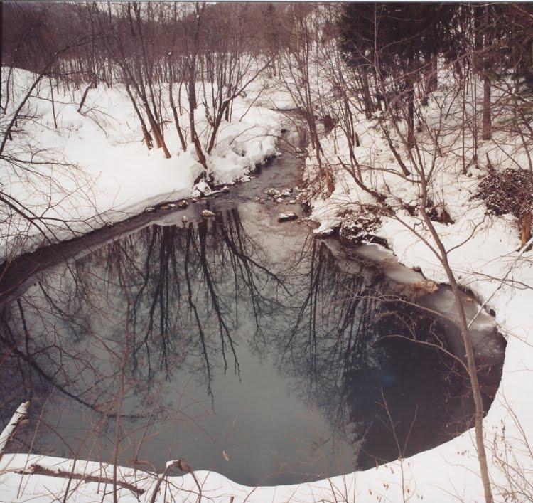 Фото Зимой не замерзает. Россия, Пермский край, город Чусовой, Unnamed Road