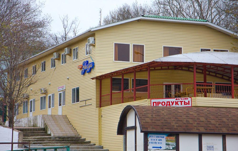 Фото Гостиница Морская звезда. Россия, Краснодарский край, Горный Воздух, Unnamed Road