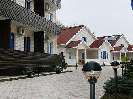 Фото Клубный отель Апельсин. Россия, Краснодарский край, Голубая Бухта, Unnamed Road