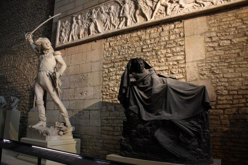 Фото Музей Франсуа Рюда.