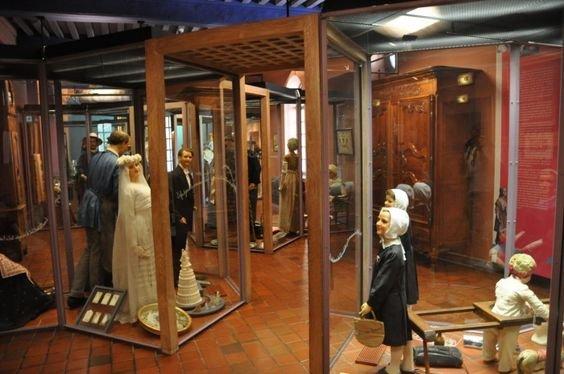 Фото Музей бургундской жизни.