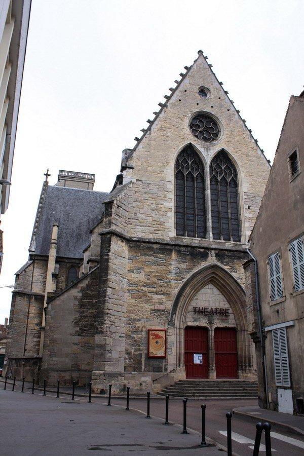 Фото Церковь Сент-Жан.