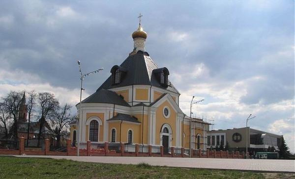 Фото  №1. Беларусь, Гомельская область, Речица, улица Советская
