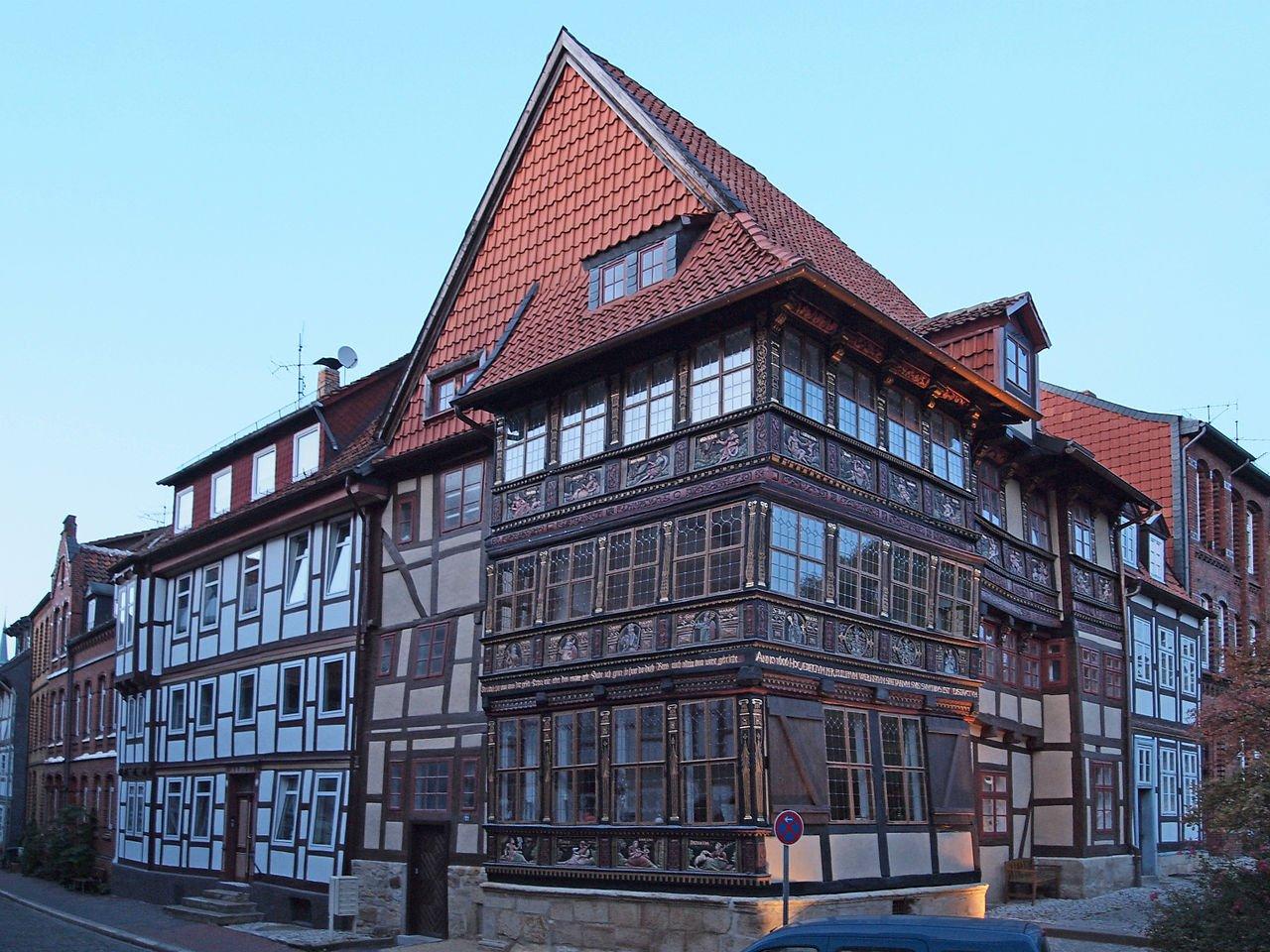 Фото Wernersche Haus.
