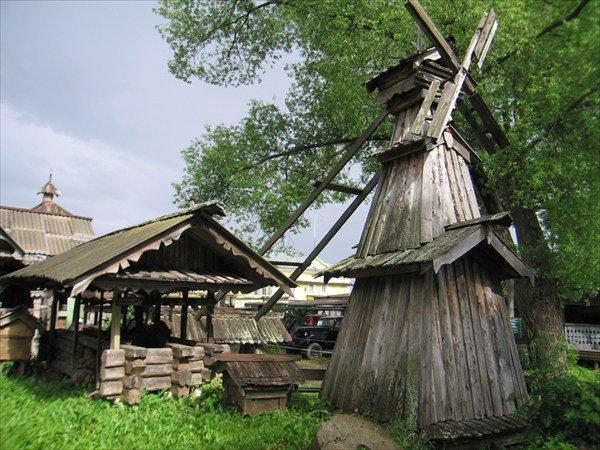 Фото Музей деревенской архитектуры.