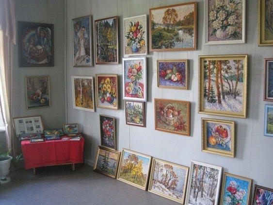 Фото Мышкинская картинная галерея.