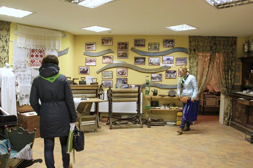 Фото Выставка-музей Колесо истории.