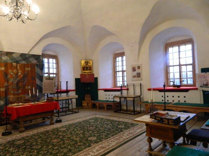 Приказные палаты