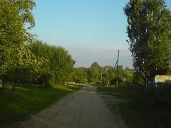 Фото  №2. Россия, Ярославская область, Горки, Unnamed Road