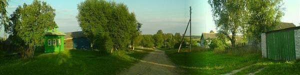 Фото  №3. Россия, Ярославская область, Горки, Unnamed Road