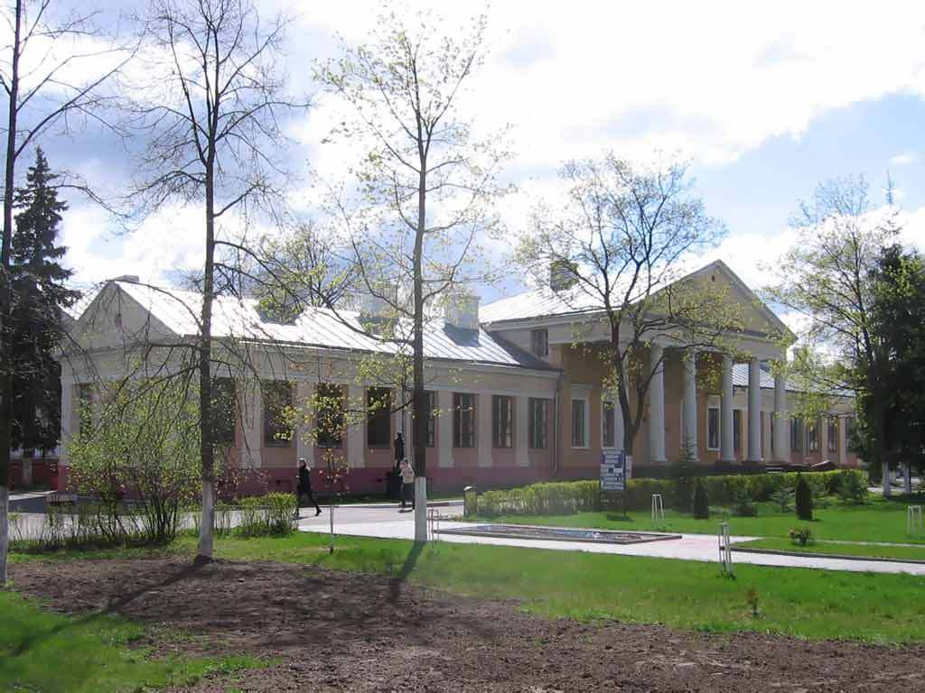Фото дворец. Беларусь, Витебская область, Поставы, улица Советская