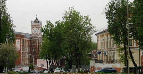 Фото  №6. Россия, Московская область, Егорьевск, Советская улица, 82