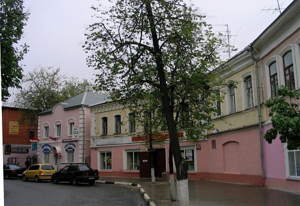 Фото  №7. Россия, Московская область, Егорьевск, Советская улица, 82