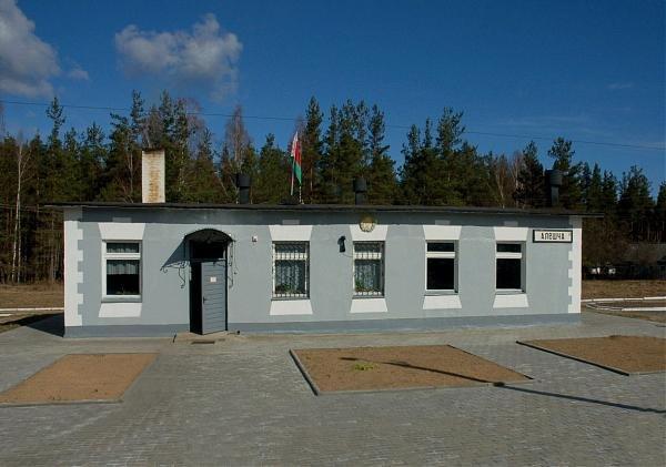 Фото  №1. Беларусь, Віцебская вобласць, Алёща, Unnamed Road