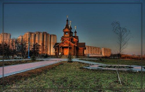 Фото  №3. Россия, город Москва, улица Барышиха