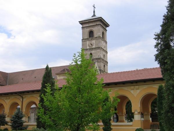 Фото  №1. Румыния, Judetul Alba, Alba Iulia, Strada Apulum, 6