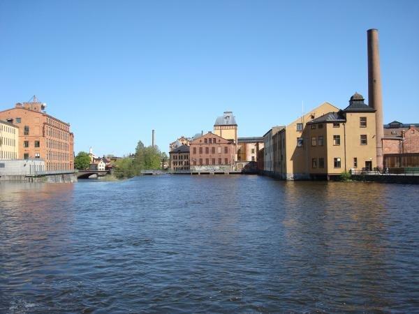 Фото  №1. Швеция, Эстергётланд, Норрчёпинг, Slottsgatan, 116