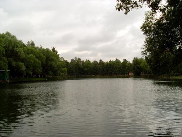 рыбалка в совхозе раменское