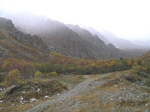 Фото  №1. Россия, Северная Осетия-Алания Републиц, Р297