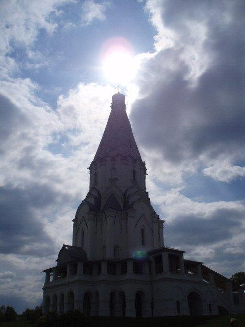 Фото Май 08.. Россия, город Москва, проспект Андропова, 39