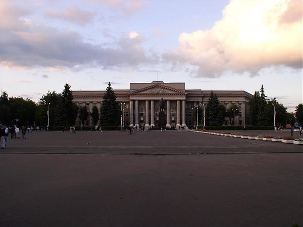 Фото  №1. Беларусь, Минская область, Молодечно, улица Либаво-Роменская