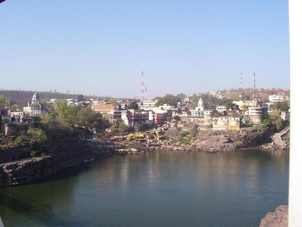 Фото  №2. Индия, Madhya Pradesh, Mandhata
