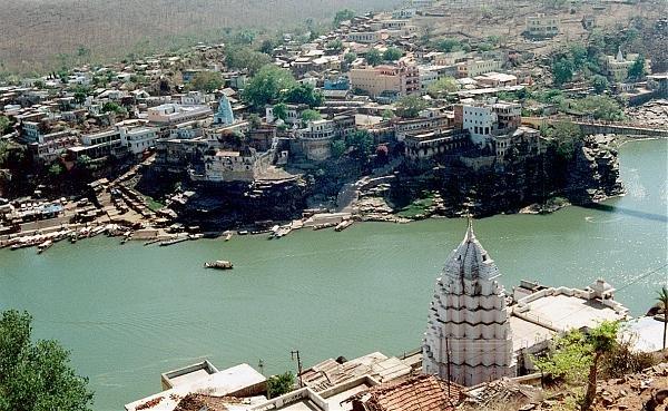 Фото  №3. Индия, Madhya Pradesh, Mandhata