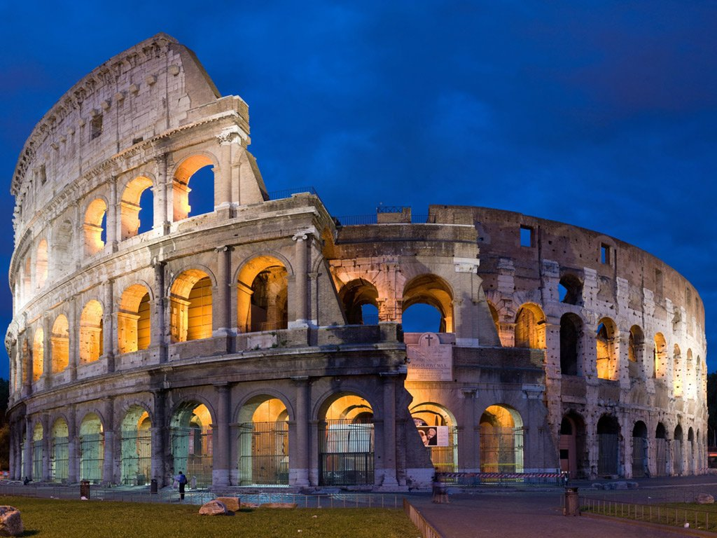 Фото Колизей. Италия, Лацио, Рим, Площадь Колизея, 9