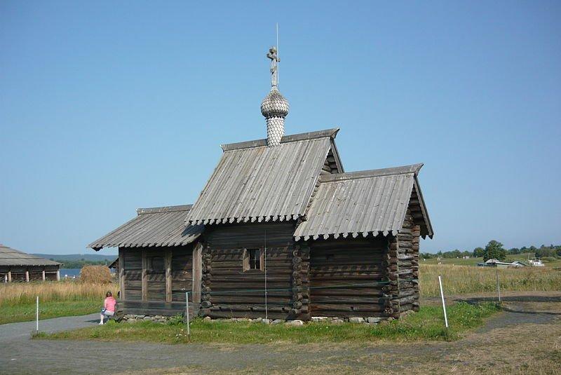 Фото Церковь Воскрешения Лазаря. Россия, Карелия республика, Unnamed Road