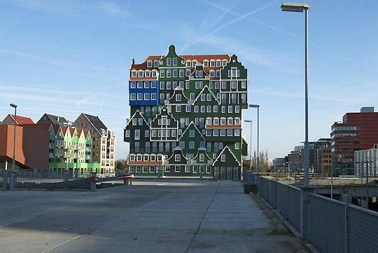 Фото Inntel Hotel. Нидерланды, Noord-Holland, Zaandam, Provincialeweg, 102