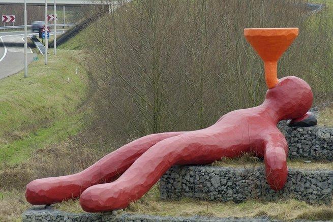 Фото Big Funnelman. Нидерланды, Северный Брабант, Бреда, Breda Oost, E311
