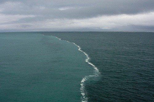 Фото воды Атлантического океана и Средиземного моря. Марокко, Танжер-Тетуан, Танжер, Спартель, P4601