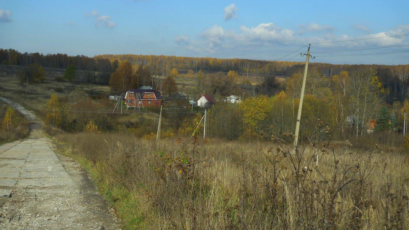 Фото Хозниково 2009. Россия, Калужская область, Шабаново, Unnamed Road