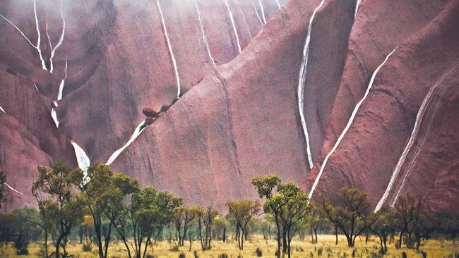 Фото Улуру. Австралия, Northern Territory, Uluru Summit Walk