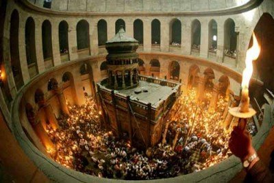 Фото Храм Гроба Господня.