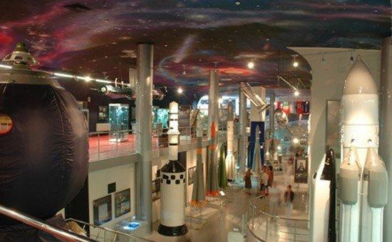 Фото музей космонавтики. Rossiya, город Москва, проспект Мира, 111