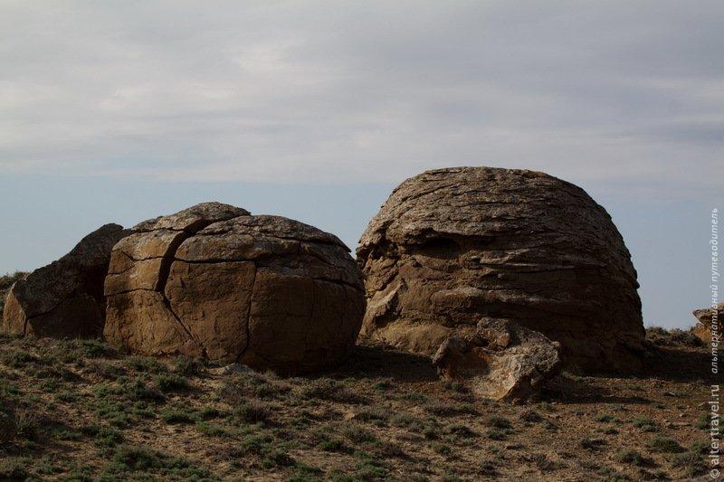 Фото Долина шаров. Казахстан, Мангистауская область