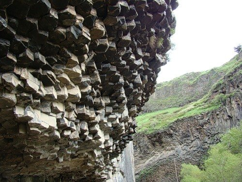 Фото ущелье Гарни. Армения, Арарат, Havuts Tar Trail