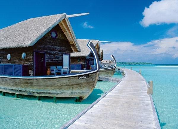 Фото Cocoa Island Resort. Мальдивы, North Central Province, Guraidhoo, Bodu Magu