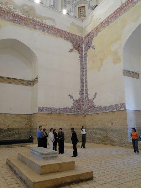 Фото мавзолей султана Санджара. Туркменистан, Mary, Merv, Unnamed Road