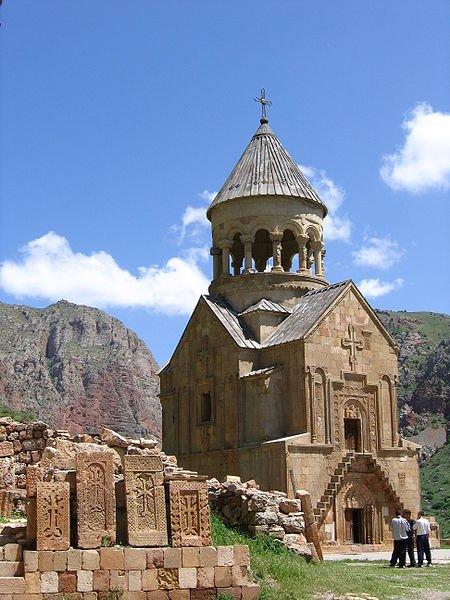 Фото субр Аствацацин. Армения, Вайоц-Дзор, Noravank Monastery Road