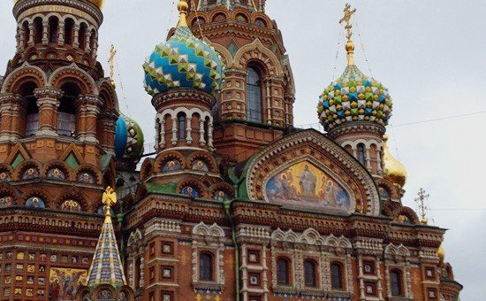 Фото Спас на крови. Россия, город Санкт-Петербург, набережная канала Грибоедова, 2А