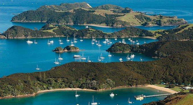 Фото Залив Островов. Новая Зеландия, Нортленд, Рохайти, Кокинга-Пойнт-роуд, 23